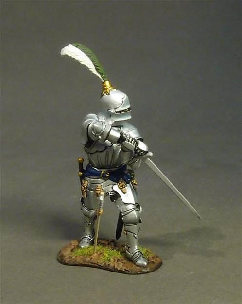 LANC-22 - Lancastrian Knight  The Battle of Bosworth Field 1485