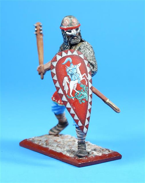 3206 - Medieval Russian Warrior 1
