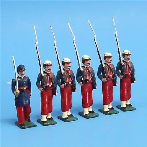 COWF-0056 - 9th Rhode Island Volunteer Infantry Regiment  National Guard
