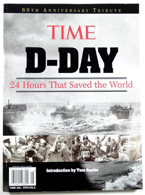 BK101 - TIME 60th Anniversary: D-Day: 24 Hours that Saved the World