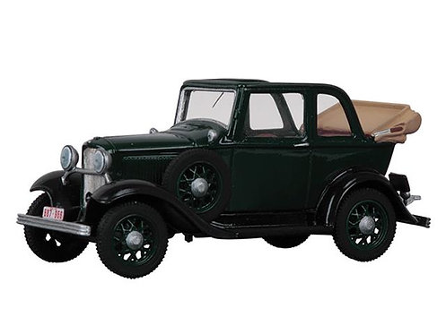 BH1202GN - 1932 Ford V-8 Convertible (Green)