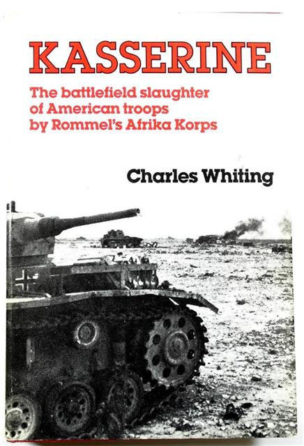 BK046 - Kasserine by Charles Whitting