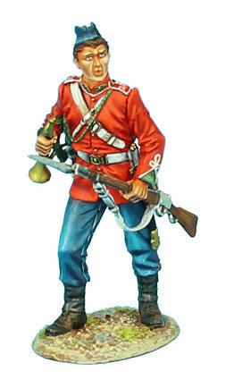 ZUL002 - British 24th Foot Trumpeter