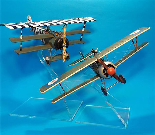 STAND-AB - Two Flight Stands (one small, one medium)