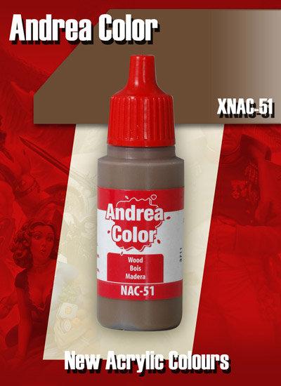 XNAC-51 - Wood - Andrea Color