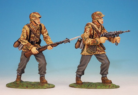 WGI.6 - Two Fighting Infantrymen, Infantry