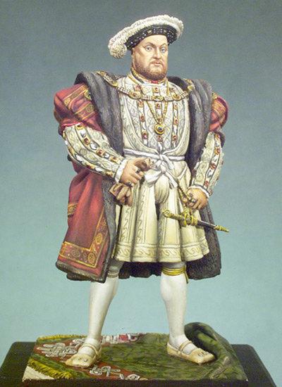 SG-F102 - Henry VIII, 1537