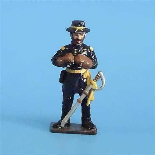 CORD-275  Union Infantry Officer w/ Binoculars (1 Figure) - Unknown Manufacturer