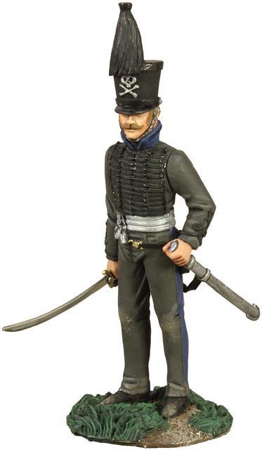 36118 - Brunswick Leib Battalion Officer No.1