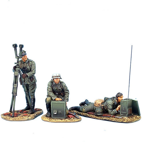 GERSTAL020 - German Signals Artillery Observation Team