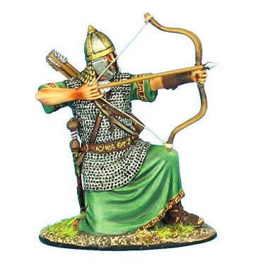ROM076 - Eastern Auxiliary Archer Kneeling Firing