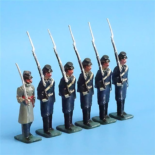 COWF-0118 15th Virginia Volunteer Infantry Regiment  Co. B, Virginia Life Guards