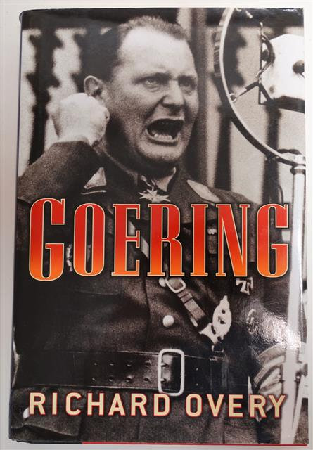 BK031A - Goering by Richard Overy (Hard Cover)