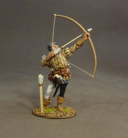 RTLANC-30 - Archer  The Retinue of Rhys Ap Thomas, 13th Earl of Oxford