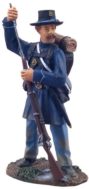 31094 - Union Infantry Iron Brigade Loading No.1