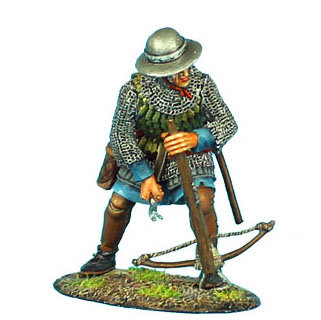 CRU058 - Crusader Crossbowman Standing Loading