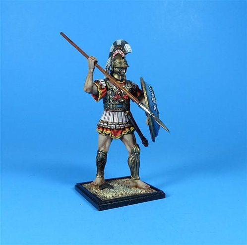 5022 - Greek Hoplite Spearman, 480 BC