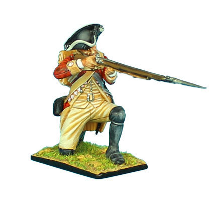 AWI050 - British 22nd Foot Kneeling Firing