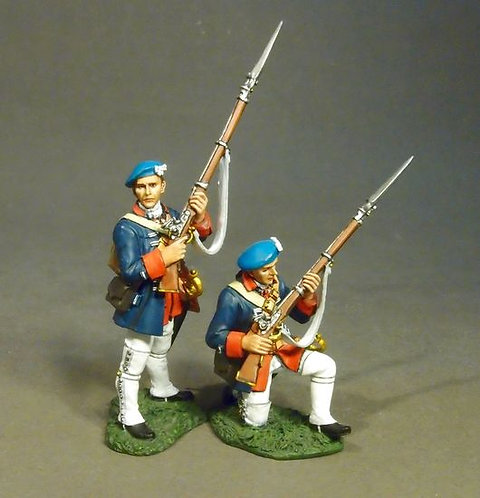 EEC-07 - 2 Line Infantry  Regiment Royal Ecossois
