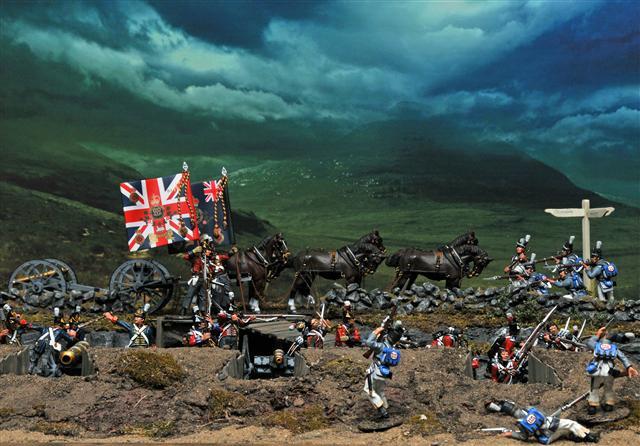 """""""Battle of Chippawa -Gun Emplacement"""