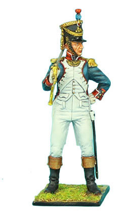 NAP311 - French 18th Line Infantry Fusilier Captain