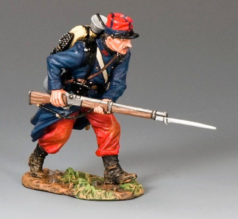 FW077 - Poilu with Rifle and Bayonet