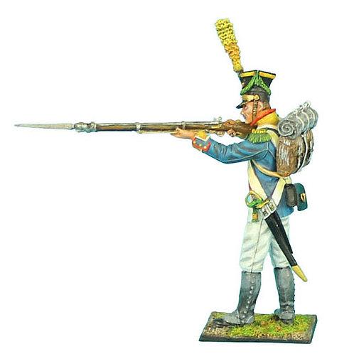 NAP0362 - Polish 1st Line Infantry Voltigeur Standing Firing