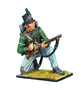 NAP0281 - British 95th Rifles Kneeling Ready
