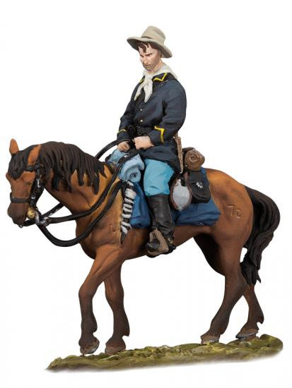 BH1308 - US Cavalry Trooper #1, 1876