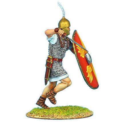 ROM061 - Caesarian Roman Legionary with Gladius