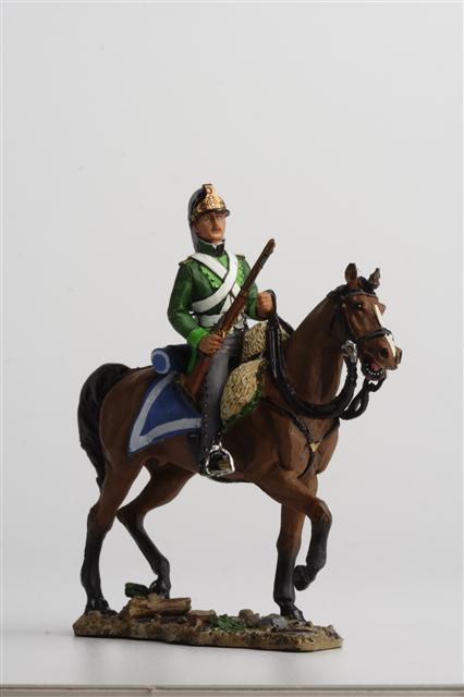 SNC033 - Trooper, Bavarian Chevau-Leger, 1792