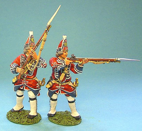 BJ-05 - British 4th Regiment of Foot, (Barrell's) Grenadiers #1