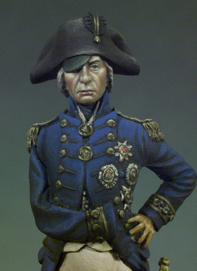 S7-F28 - Vice-Admiral Horatio Nelson (Trafalgar 1805)