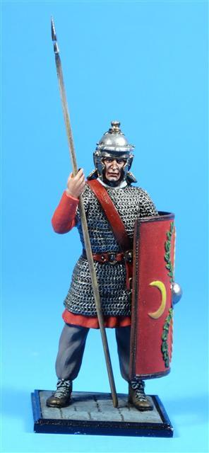 5163A - Roman Legionary, 220 AD
