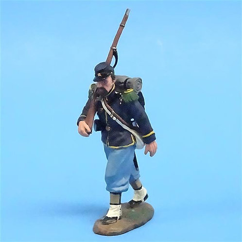 CORD-338 -Union Advancing (CW035) - ACW - King and Country - 54mm Metal - No Box