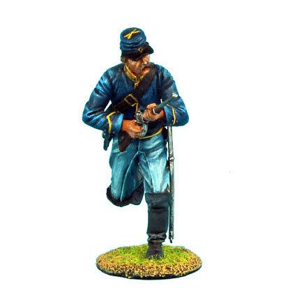 ACW032 - Union Dismounted Cavalry Trooper Running