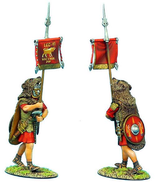 ROM022 - Imperial Roman Vexillifer - Legio VI