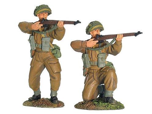17876 - British Infantry Firing Set #1