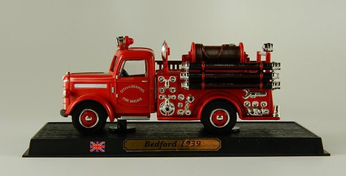CBO002 - Camion Bedford 1939, Great Britain  Scale: 1:43