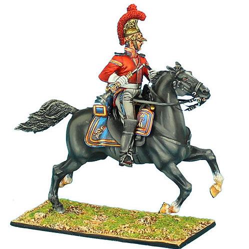 NAP428 - Saxon Guard du Corps Trumpeter