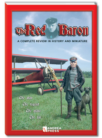 AP-013I - The Red Baron:  a complete review in history and miniature
