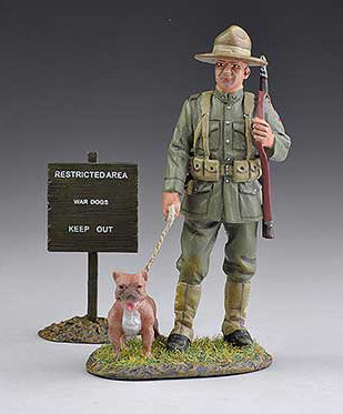 GW024A - US Sentry and Boston Pit Bull