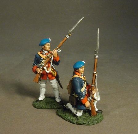 EEC-03 - 2 Line Infantry  Regiment Royal Ecossois