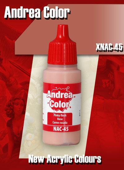 XNAC-45 - Pinky Flesh - Andrea Color