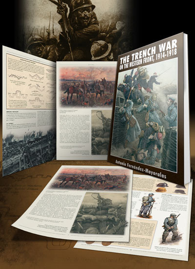 AP-031I - The Trench War on the Western Front, 1914-1918