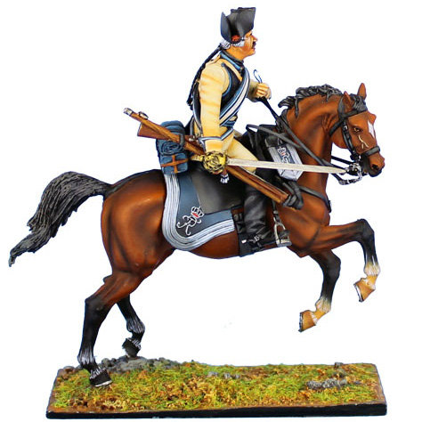 SYW029 - Prussian 3rd Cuirassier Regiment Charging #3