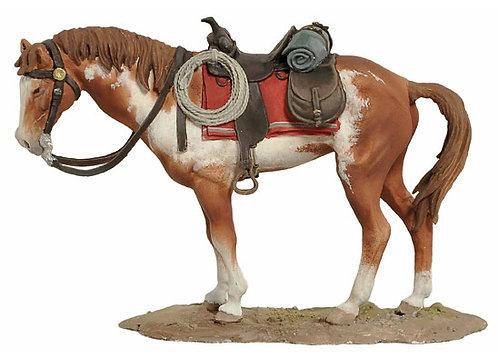 FW504PT - Standing Horse - Paint