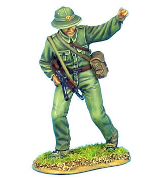 VN010 - NVA Infantry Officer with AK47