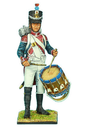 NAP313 - French 18th Line Infantry Drummer
