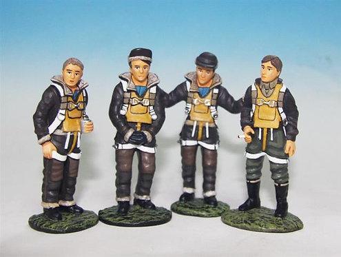 USF.4 - Pilots, 4 Figures